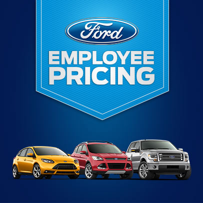 ford employee pricing is back visit avalon ford sales. Black Bedroom Furniture Sets. Home Design Ideas